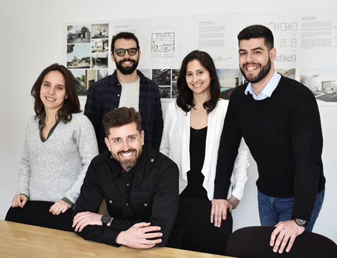 EQUIPA ESQUISSOS Atelier Arquitectos Sintra Portugal Arquitectura Architecture Architects team