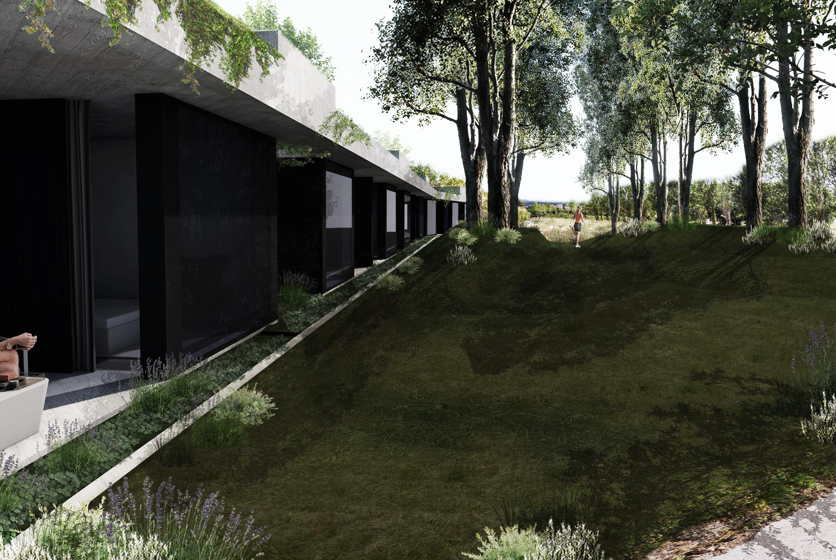 Arquitectura Arquitetura Arquitecto Arquiteto Architecture Architect House Housing concrete betão wood madeira ecoturismo ecoresort eco hotel rural Alenquer