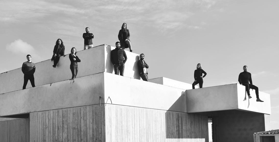 ESQUISSOS Arquitectura Arquitectos architecture architect equipa team